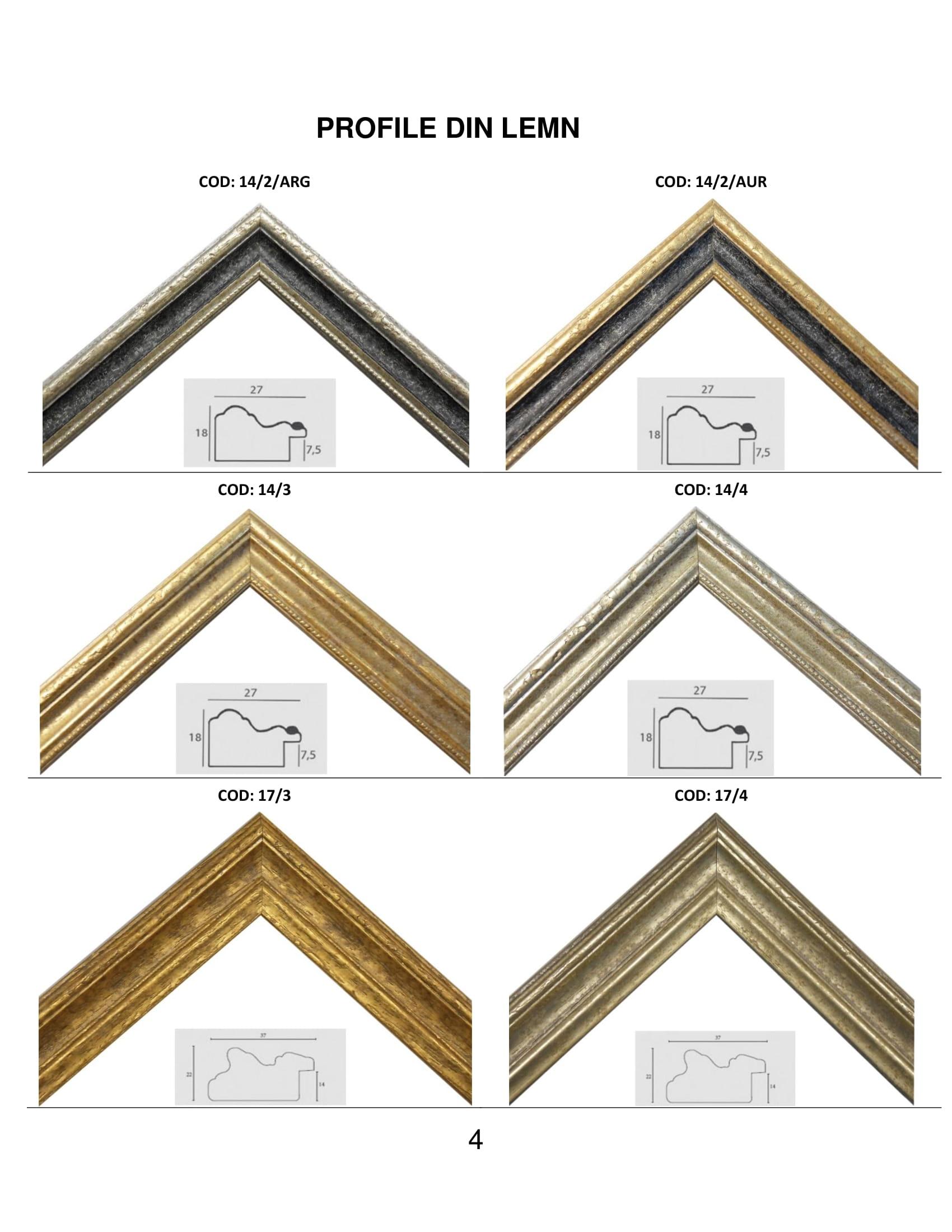 rame profile din lemn - 4