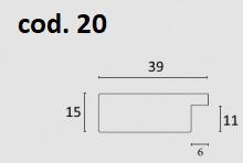 rame lemn cod 20